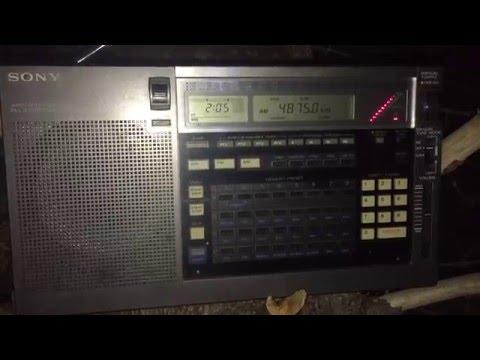 DX'pedition: Radio Difusora Roraima 4875 kHz, Boa Vista Brazil, best reception to-date