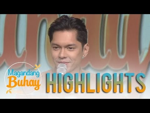 Magandang Buhay: Carlo Aquino shares a painful experience with his ex