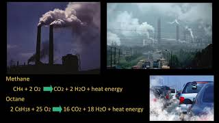 Environmental Physicist Presents the FACTS on Global Climate Change - Dr. Omar Clay Ph D.