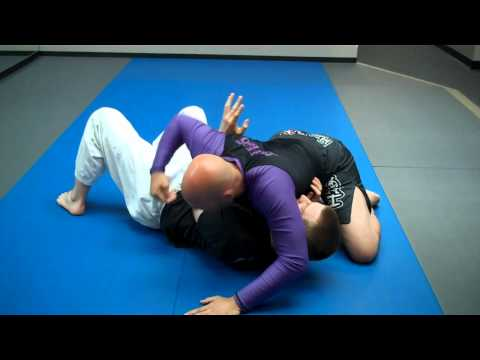 Jay-jitsu Bjj: No Gi - North south choke w/ setup