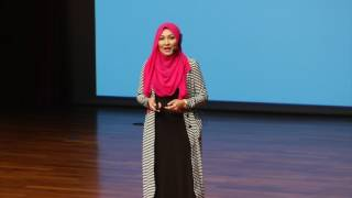 How I turn my mess to message | Suria Mohd | TEDxSIM