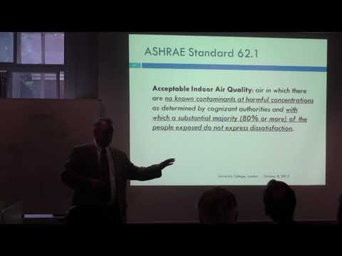 Integrating Indoor Air Quality and Energy Efficiency in Buildings