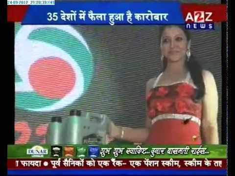 A2Z NEWS CHANNELS NEWS 24 SEPT. 9 PM BULLETIN- Lubricant lAUNCH...