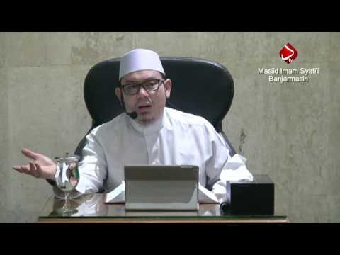 Sunnah Mengucapkan Salam Jika Masuk Rumah Sendiri No.861  - Ustadz Ahmad Zainuddin Al-Banjary