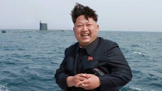 North Korea test-fires submarine missile