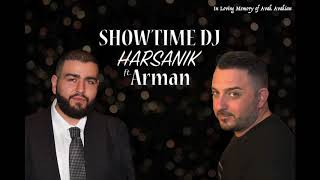 Showtime Dj - Harsanik (Feat. Arman) 2017 █▬█ █ ▀█▀