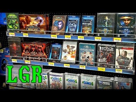 LGR - PC Games At Sam's Club/Walmart In 2016