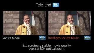 Sony Cyber-Shot DSC HX400V / HX400 Feature Movie