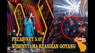Net 5 0 Wishnutama Goyang Lagu Via Vallen Sayang Indonesian Choice Awards 2018