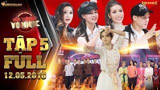 Đấu trường võ nhạc | tập 5 full: Ninh Dương Lan Ngọc, Minh Tú không thể rời mắt trước Châu Tuyết Vân