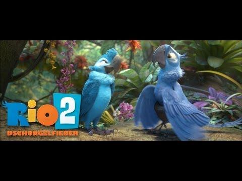 RIO 2 - DSCHUNGELFIEBER - Trailer 3 - Deutsch HD German