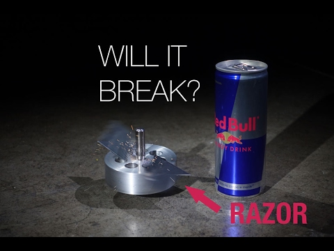 Razor Spinner Top VS Redbull //Cause I Can