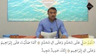 Ok Takipli Allahümme Salli Duâsı - Dersimiz Kur'an-ı Kerim - Furkan Diler