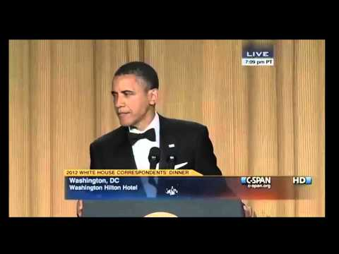 President Obama Performing 2 Hours Of Stand Up Comedy WHCD (2009-2015)