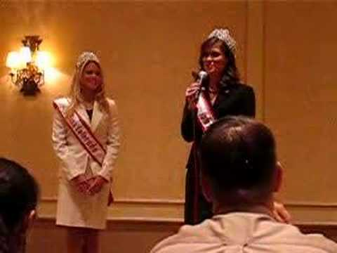 National American Miss Personal Introduction