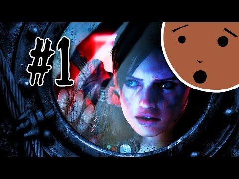 O COMEÇO - Resident Evil Revelations #1