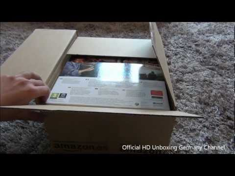 [HD] XBOX 360 Slim 4GB UNBOXING