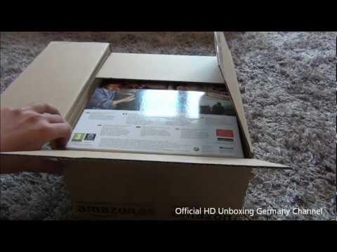 [HD] XBOX 360 Slim 4GB UNBOXING