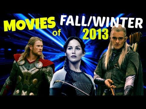Most Anticipated Movies of Fall/Winter 2013 - Chris Stuckmann
