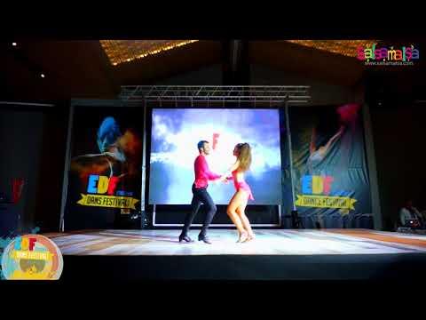 Burcu - Mert Dance Performance | EDF-2018