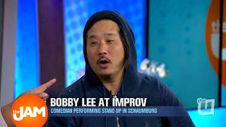 Comedian Bobby Lee Talks his New Projects and Advice for Divorcees