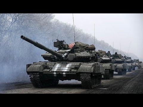 Ongoing violence in eastern Ukraine fuels ceasefire fears