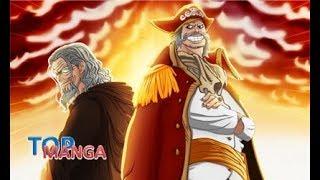 Ấn tượng trước sức mạnh khủng của 4 tiền bối hải tặc thời đại cũ