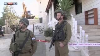 مستوطنون يحرقون مسجدا ببيت لحم