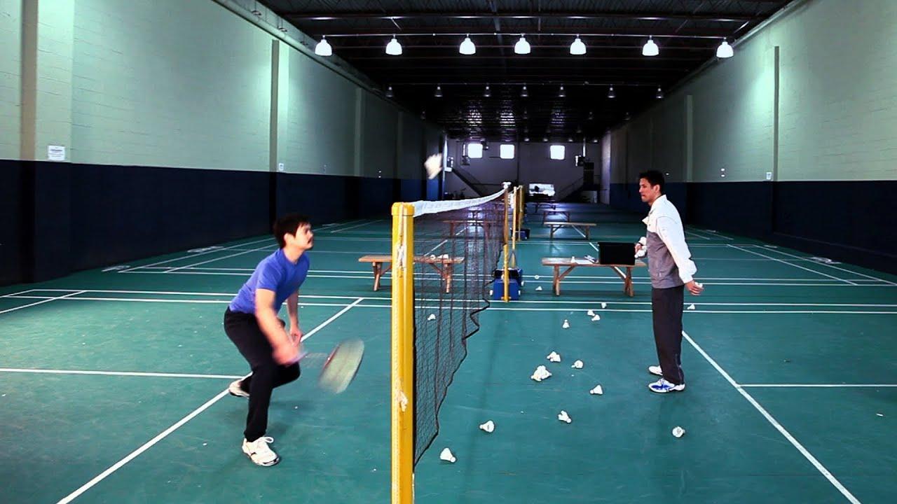 FREE Badminton Training by Diemo Ruhnow (Free Training ...