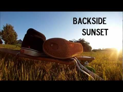 Backside Sunset