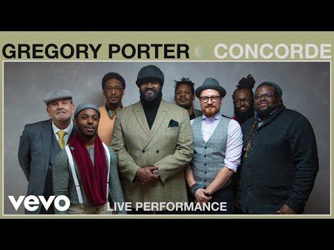 Gregory Porter - Concorde (Live Performance) | Vevo