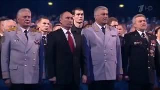 Путин плачет во время песни | ТЫ ЗНАЕШЬ, ТАК ХОЧЕТСЯ ЖИТЬ