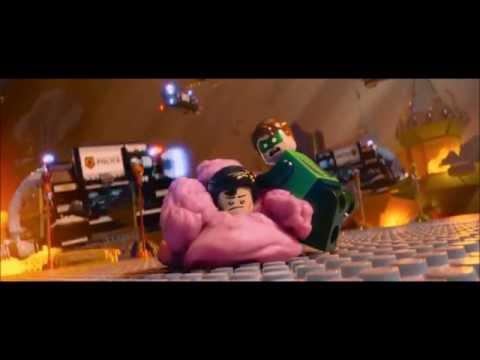Смешные моменты из Лего фильма