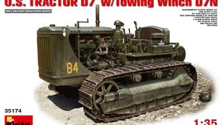 Tractor D7