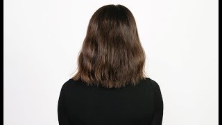 How-To: Flat Iron Waves with OUAI