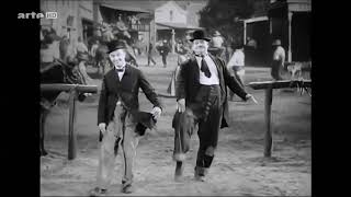Laurel and Hardy dance to Ievan polkka