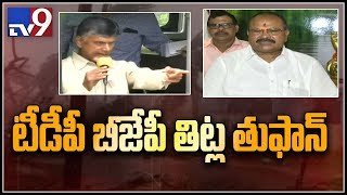 Big News Big Debate : Political heat rises in AP  ahead of Cyclone Titli - Rajinikanth TV9