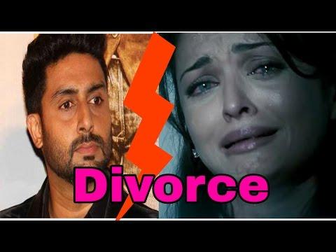 Aishwarya Rai to divorce Abhishek Bachchan| OmG!! Shocking news from Bollywood