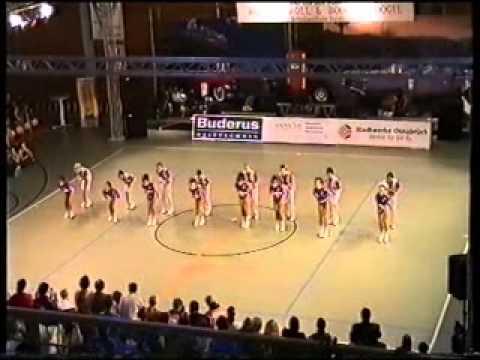 Rocking Baloos - Deutschland Cup 2001
