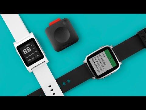 Pebble Core, Pebble 2, + Pebble Time 2 on Kickstarter