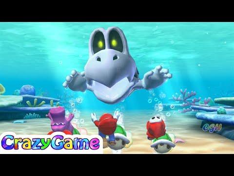 Mario Party 9 Boss Rush - Birdo v Mario v Shy Guy (Player Master Difficult) | CRAZYGAMINGHUB