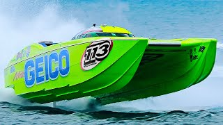 8 FASTEST BOATS IN THE WORLD