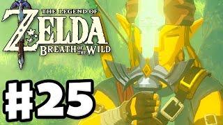 THE MASTER SWORD! Korok Trials! - The Legend of Zelda: Breath of the Wild - Gameplay Part 25