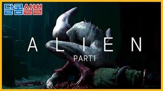 에일리언 특별편 1부! 작정하고 만든 에일리언 총 정리 (Alien Movie Xenomorph Special Part1)