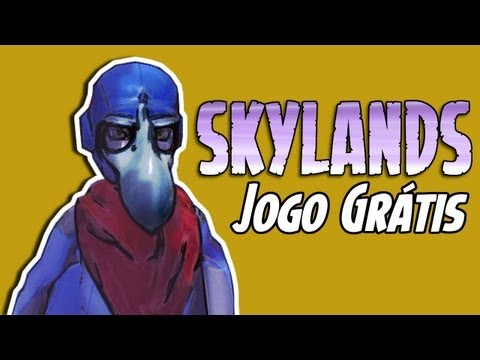 Skylands - Jogo Indie Gratuito.
