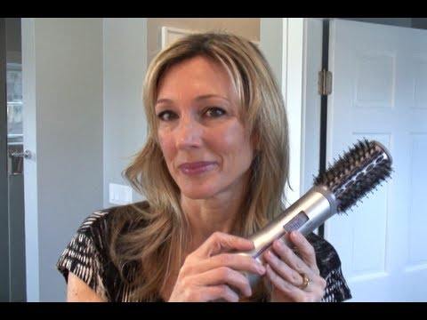 Want Shiny. Volumized. Frizz-Free Hair? ~ John Freida Salon Shape Review & Demo