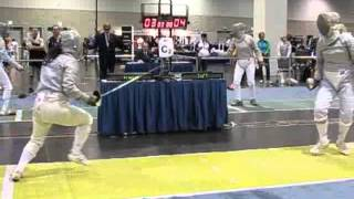 2012 Fencing Nationals Women's Sabre