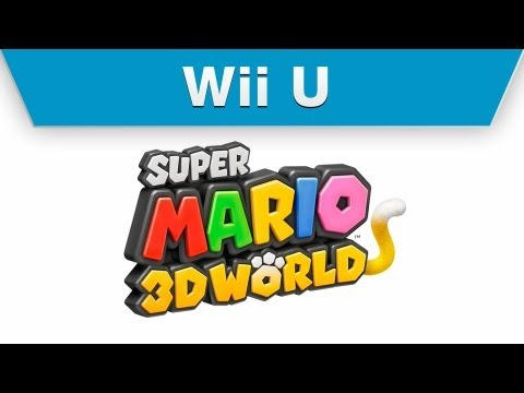 Wii U - Super Mario 3D World E3 Trailer