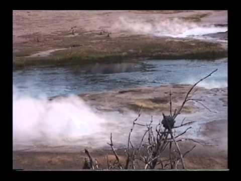 Flood Geyser, August 2, 1994