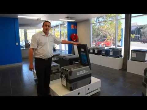 WAECO CFX Portable Fridge/Freezer Range
